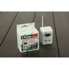 Терморегулятор Электронный-розеточный Puls