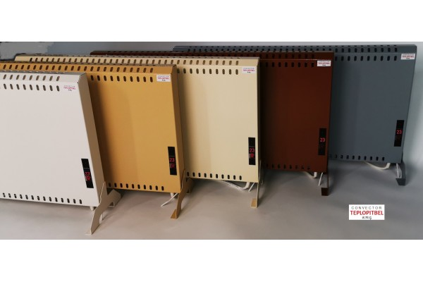 Конвектор электрический «TEPLOPITBEL» c функцией двойного электронного контроля